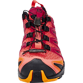 Salomon XA Pro 3D Trailrunning Shoes Women Living Coral/Black/Virtual Pink